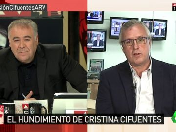 Luis Asúa, rival de Cifuentes en las primarias del PP