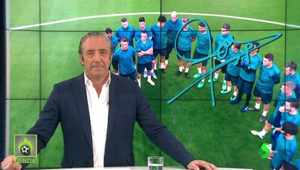 """""""Zidane tiene a la plantilla de su lado y está cada día más cerca de seguir haciendo historia"""""""