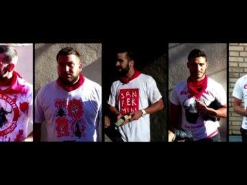 Los cinco miembros de 'La Manada' condenados por abuso sexual continuado