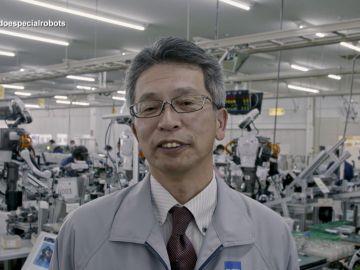 Toshifumi Tsuji, en Enviado especial