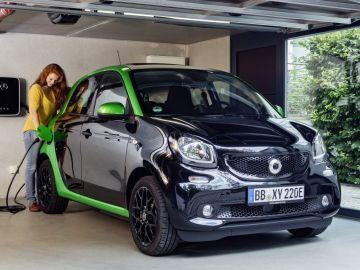 Smart se pasa a lo ECO: sólo venderá eléctricos a partir de 2020