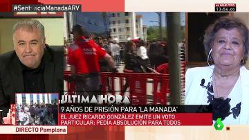 Cristina Almeida, en Al Rojo Vivo