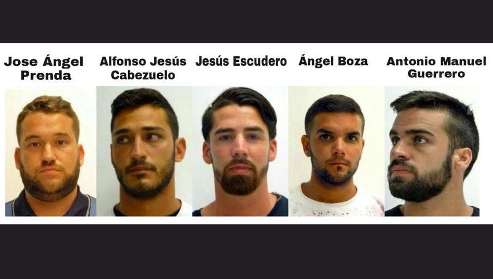 laSexta Noticias 14:00 (26-04-18) Condenan a nueve años de cárcel a los miembros de 'La Manada' por un delito de abuso sexual continuado
