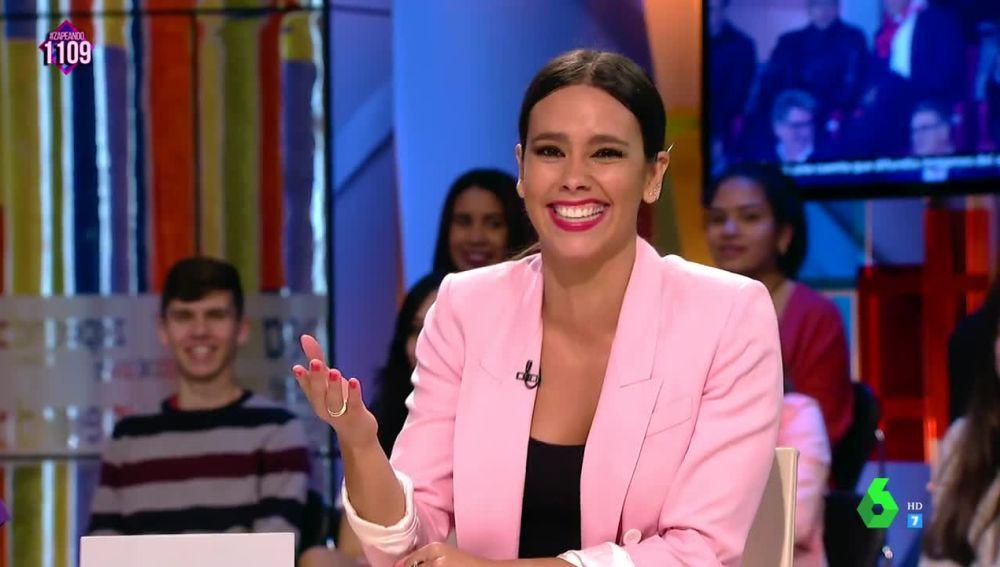 El chiste de Cristina Pedroche sobre Rafa Nadal que Frank Blanco hubiera preferido no escuchar nunca