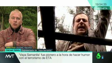 """Óscar Terol, expresentador de 'Vaya Semanita': """"Nuestra misión como bufones es intentar aportar alegría"""""""