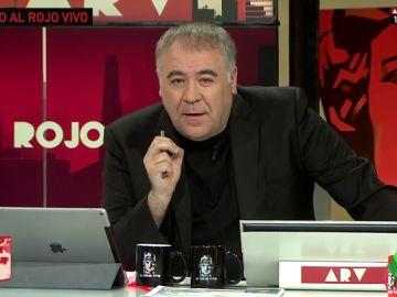 """El análisis de Ferreras sobre la disolución de ETA: """"Hace honor a su pasado de mezquindad e infamia"""""""
