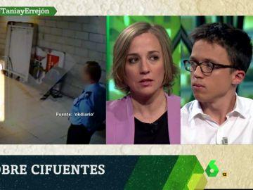 Tania Sánchez en laSexta Noche