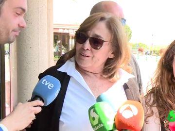 Pilar Piniella, viuda de José María Íñigo