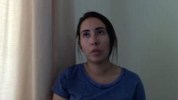 La princesa Latifa de Dubai