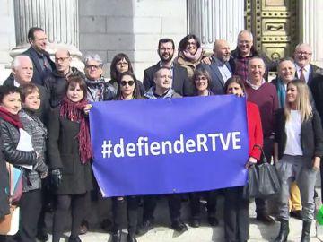 El Parlamento Europeo revisará los casos de manipulación que denuncian los trabajadores de TVE