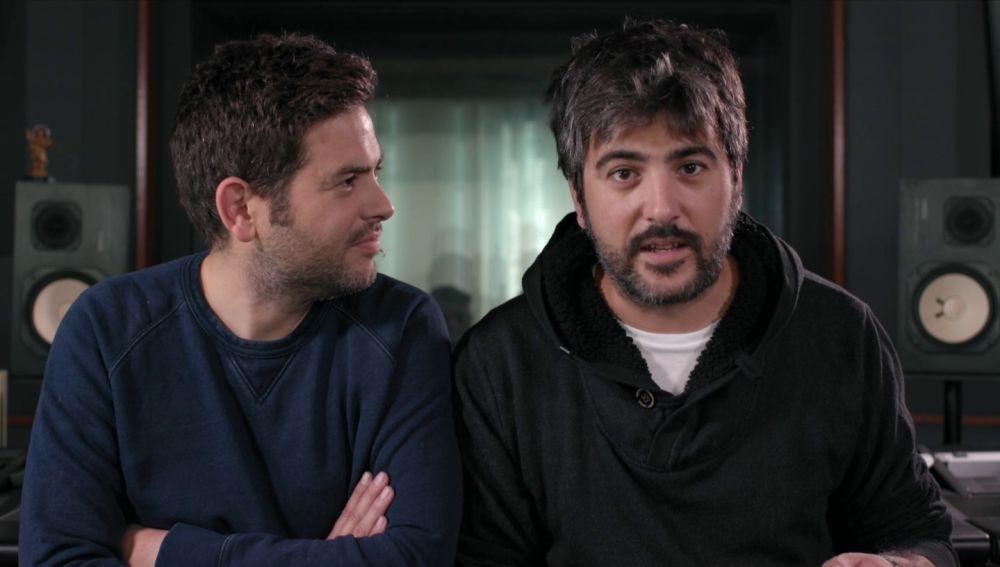 David Muñoz y José Muñoz, Estopa,