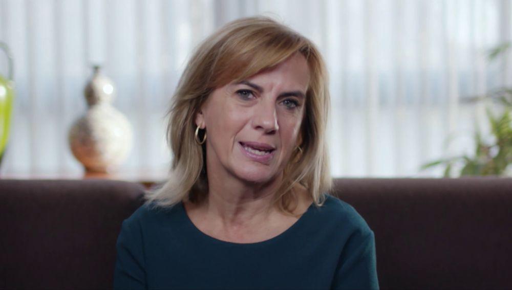 Gemma Nierga, en Salvados
