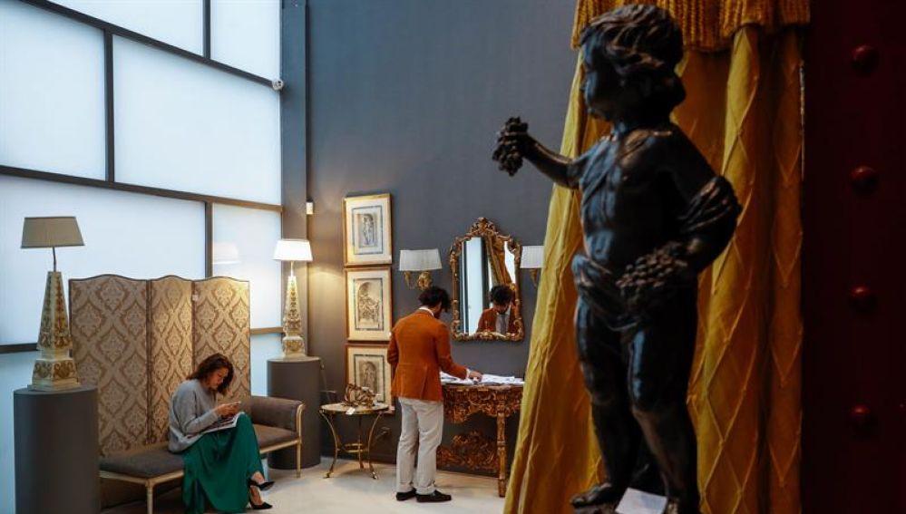 El Ritz saca a subasta más de 4.000 piezas