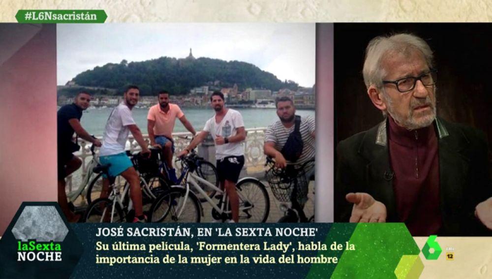 José Sacristán, sobre 'La Manada'