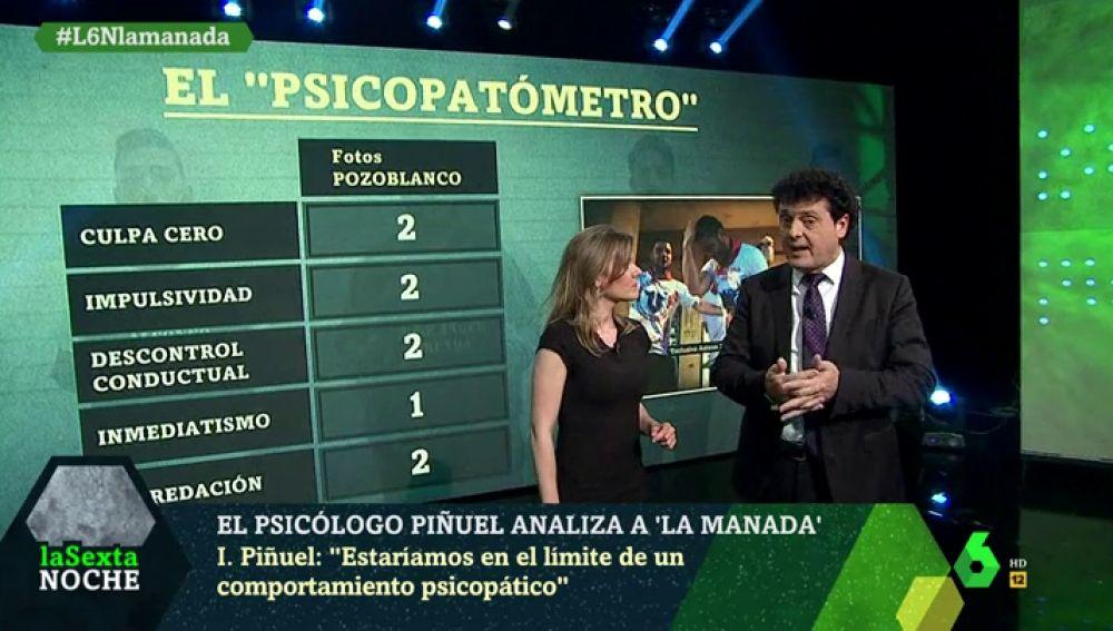 El psicólogo, experto en psicopatía, Iñaki Piñuel
