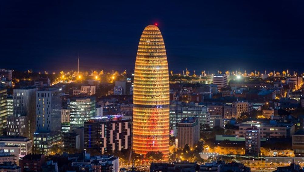 La Torre Glòries de Barcelona
