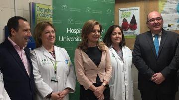 La Unidad de Gestión Clínica (UGC) de Alergología del Hospital Regional de Málaga