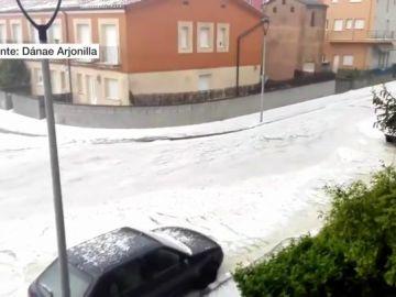 Situación en Tona, Barcelona, tras una tormenta