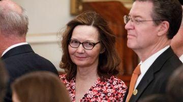 Gina Haspel, nominada de Trump a dirigir la CIA