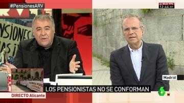 El concejal del PSOE en el Ayuntamiento de Madrid, Antonio Miguel Carmona