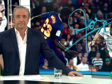 """""""Madrid y Barça son los mejores de Europa, pero el día 26 sólo uno podrá demostrarlo"""""""