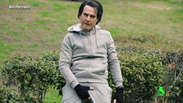 Joaquín Reyes es José María Aznar