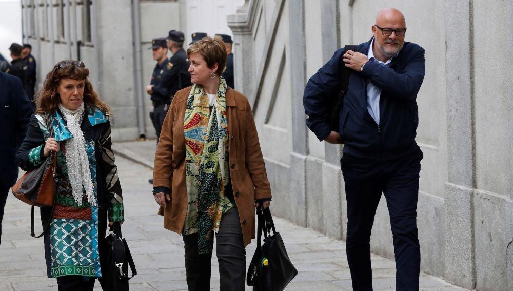 Anna Simó, exmiembro de la Mesa del Parlament