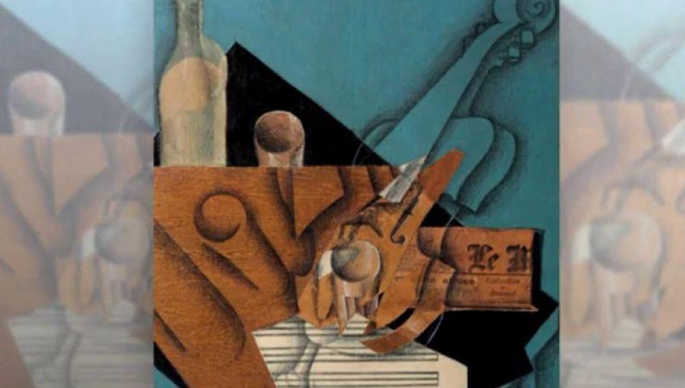 Cuadro de Picasso de la colección de la familia Rockefeller