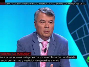 Agustín Martínez, abogado de cuatro de los cinco miembros de La Manada
