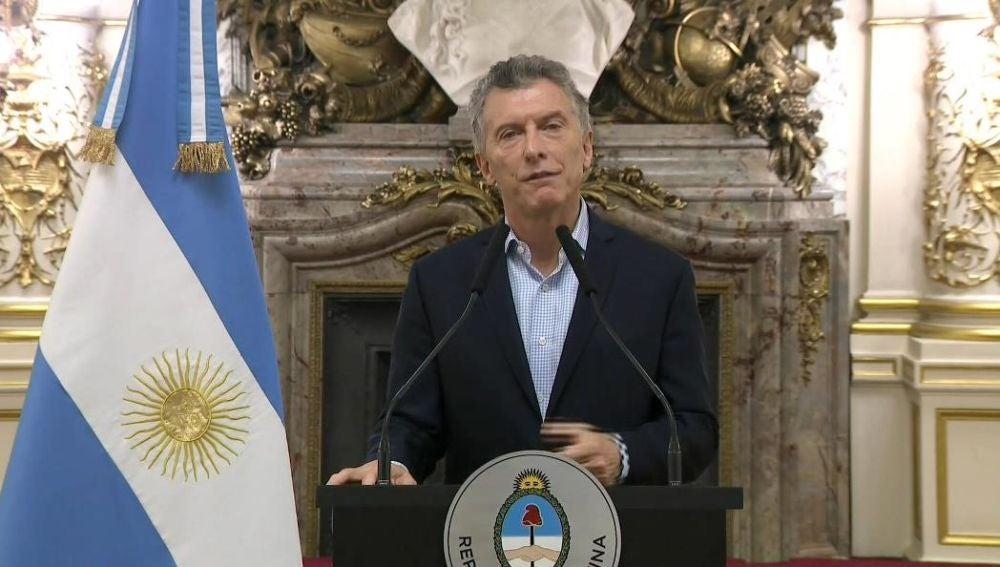 Imagen de Mauricio Macri