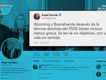 Twitter de Ángel Garrido