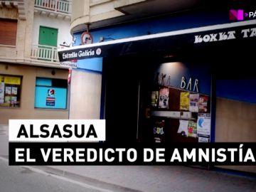 Alsasua: el veredicto de Amnistía Internacional