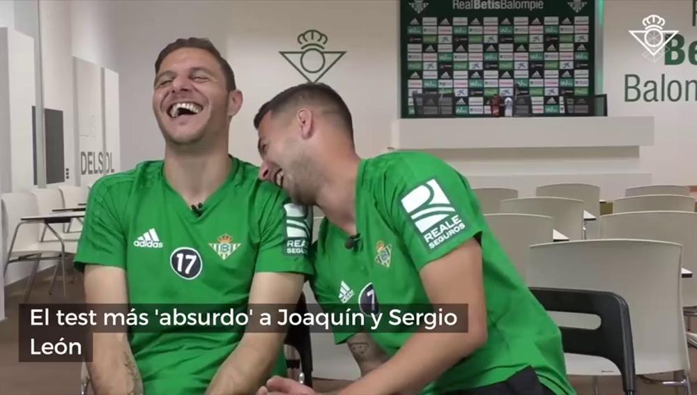 """El test más absurdo del Betis a Joaquín: """"¿Qué hace un gorrión con 350 kilos en la rama de un árbol?"""""""