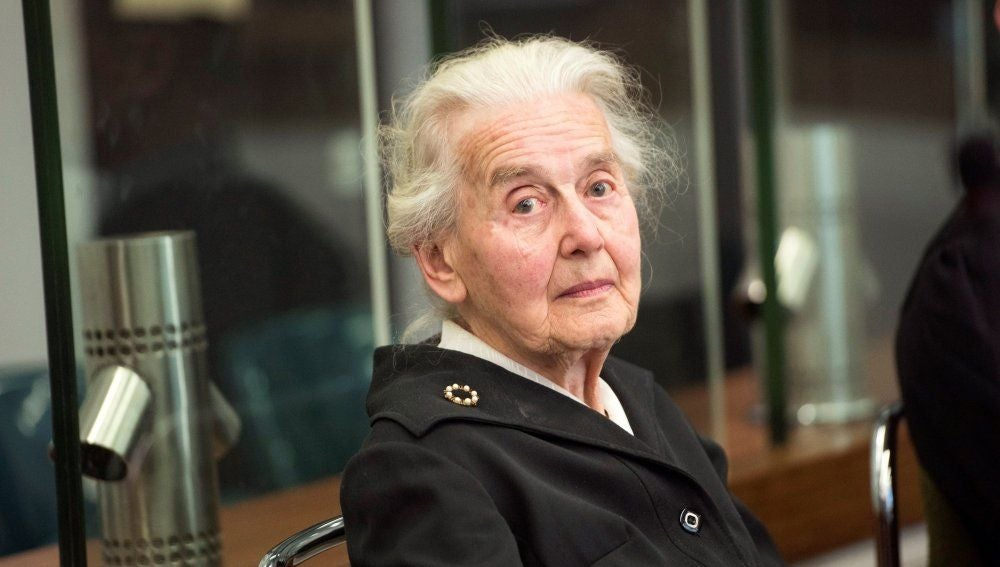Ursula Haverbeck, octogenaria condenada por negar el Holocausto