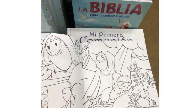 TRIBUS OCULTAS   Toda la violencia que enseña una Biblia para niños ...