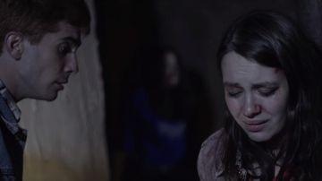Fotograma del tráiler de la película 'Las Niñas'