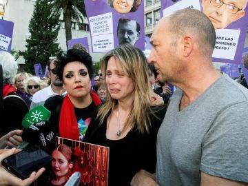 Padres de la joven muerta en Granada por violencia machista
