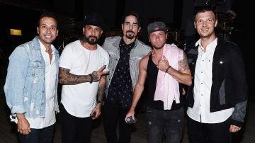Los Backstreet Boys en 2016