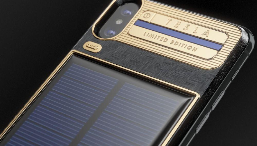 iPhone Tesla