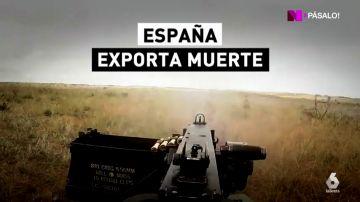 España exporta muerte