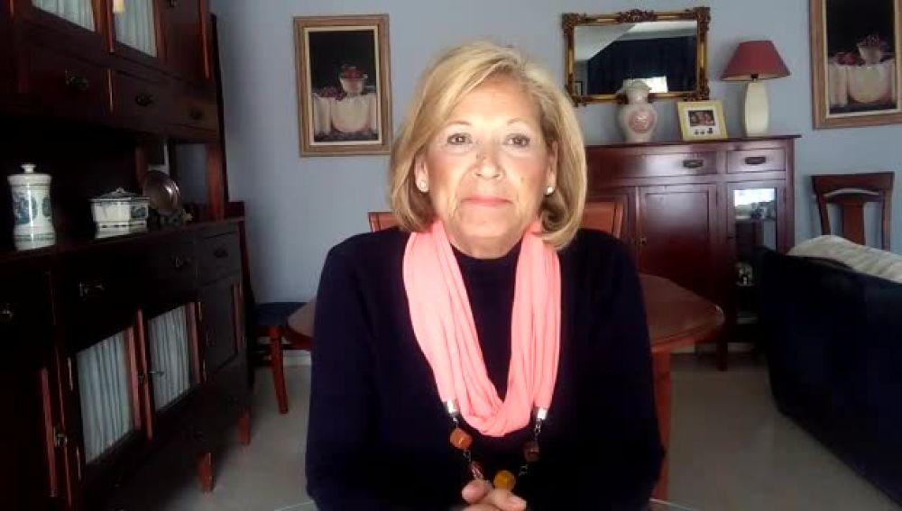 La sevillana María Antonia Ramos