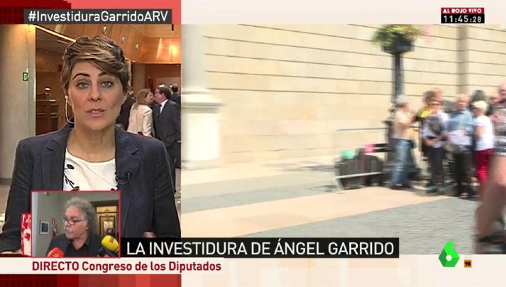 Lorena Ruiz Huerta, en Al Rojo Vivo
