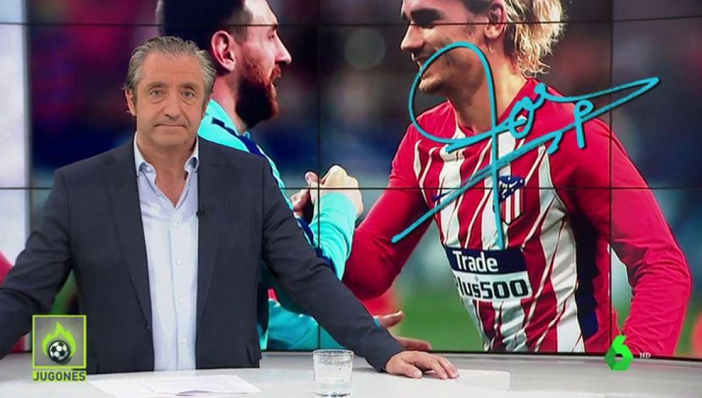 """""""El Barça tiene algo que el Atleti no puede pagar. A Messi. Y Griezmann quiere jugar con él"""""""