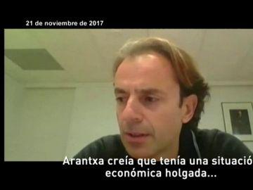 Josep Santacana, en su declaración