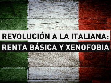 'Revolución' a la italiana