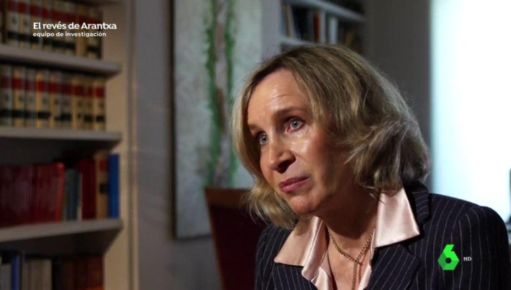 Isabel Winkels, abogada de Santacana