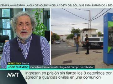 José Chamizo, exdefensor del pueblo andaluz