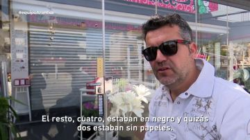 Un empresario que acusa a Santacana de haberle estafado