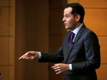 Ignacio Aguado en la Comunidad de Madrid