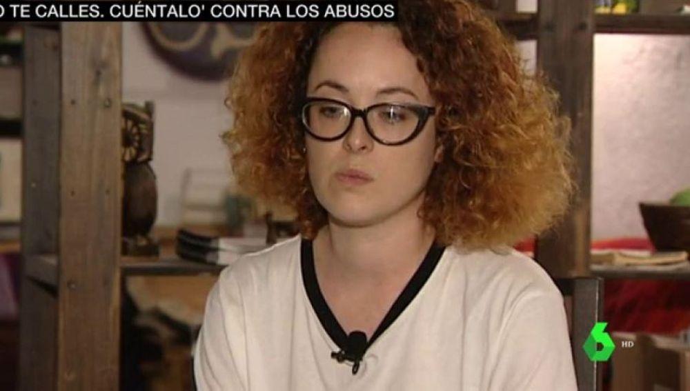 Sara Sufrió abusos sexuales durante años
